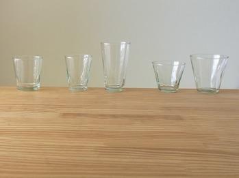 5/29(金)グラスをご購入頂いたお客様へ