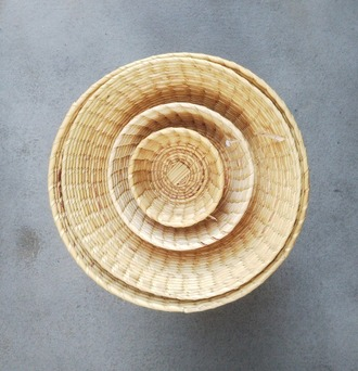 水草バスケット