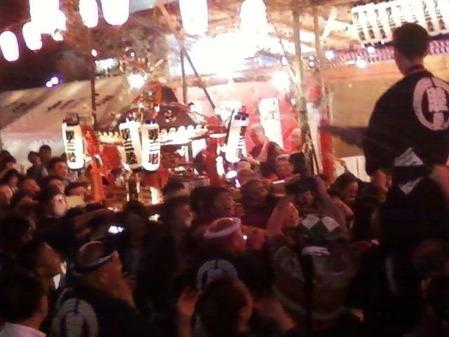 長崎神社大祭 2017 (要町三丁目)