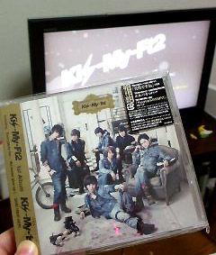 Kis-My-1st ジャケ