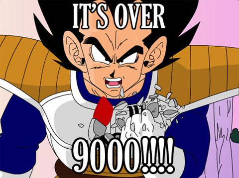 over9000