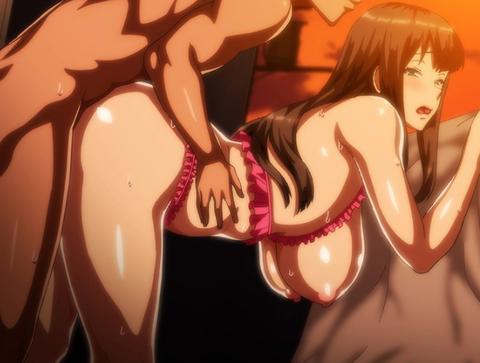 《エロアニメ 処女 痴女》『先生
