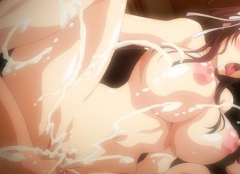 《エロアニメ 濃厚セックス 痴女》『我慢しない