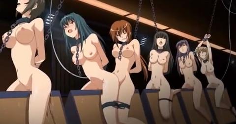 《エロアニメ レイプ 陵辱》『痛いっ!もうや