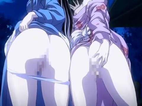 《エロアニメ ハーレム 種付け》『私も