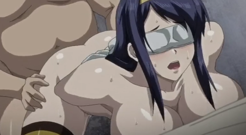 ≪ハメ撮り エロアニメ≫『精液でいっぱいにして…♡』