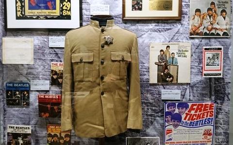 ポールのジャケット
