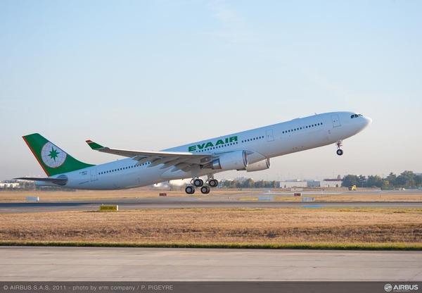 A330-300_EVA Air_