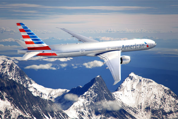 AmericanAirlinesNewDelivery
