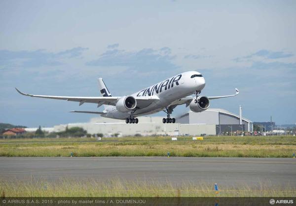 A350 XWB FINNAIR FIRST FLIGHT_01_