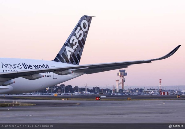 A350 XWB_Demo Tour of Asia_02_