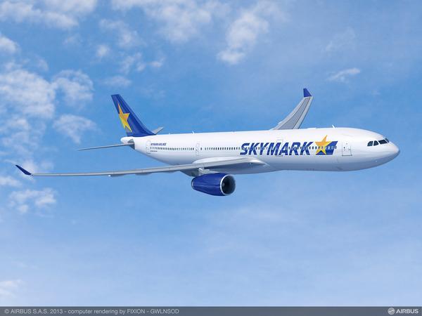 A330-300_Skymark