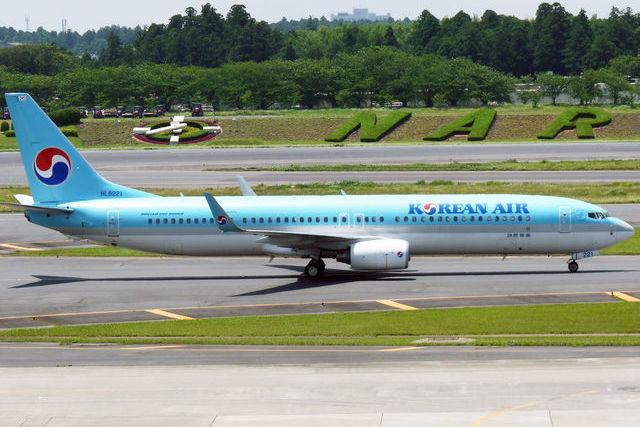 大韓航空とアルゼンチン航空、ブ...