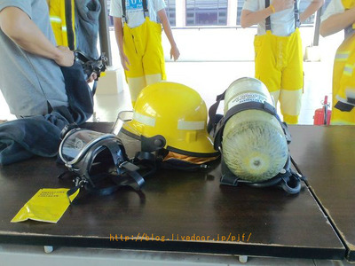 世界の消防士防火服