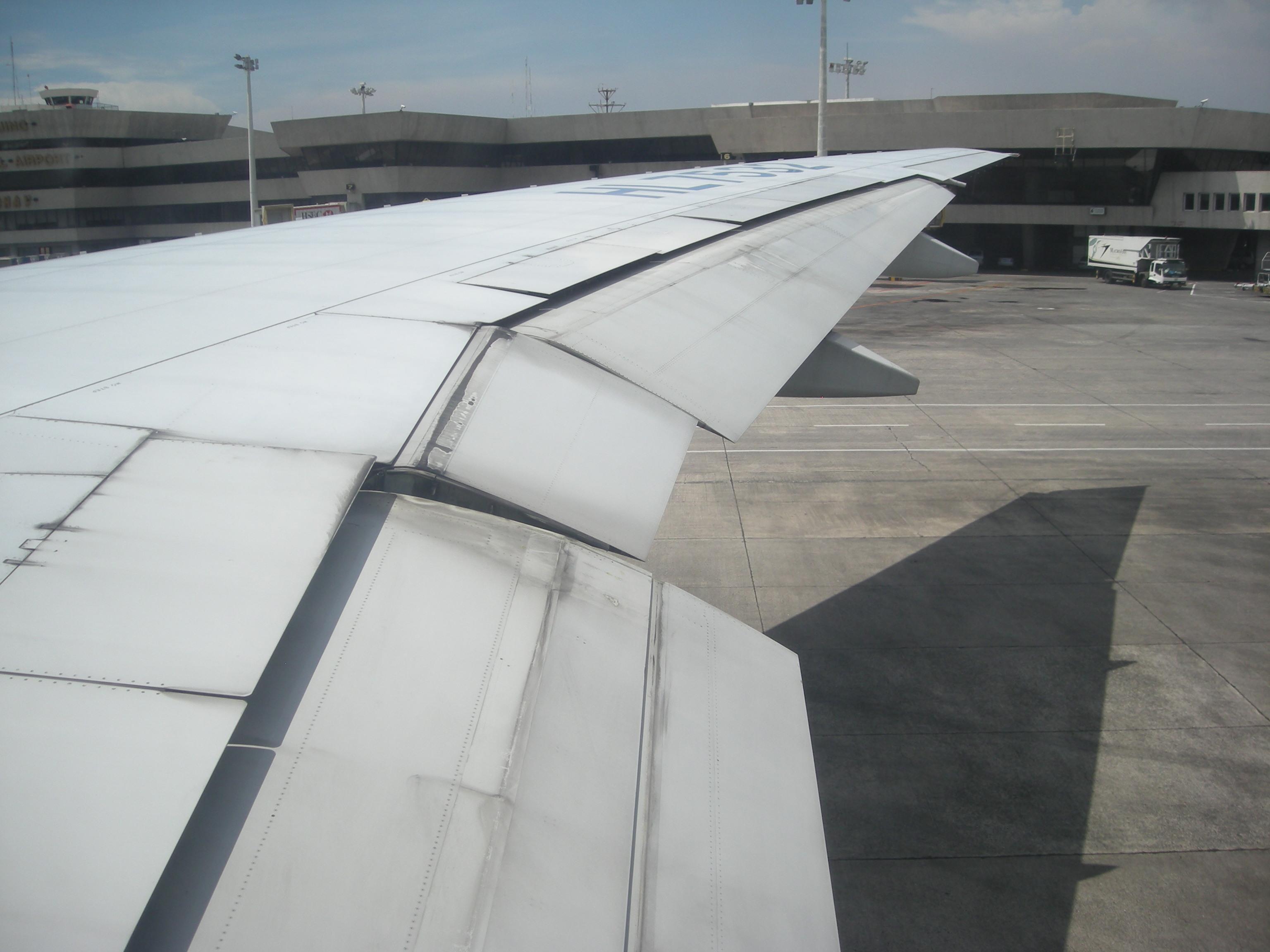 ふらふらと海外旅行 : 飛行機大好き 韓国経由フィリピンマニラ