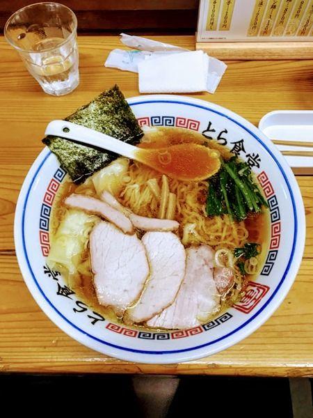 【画像】こういうシンプルなラーメン食いたい