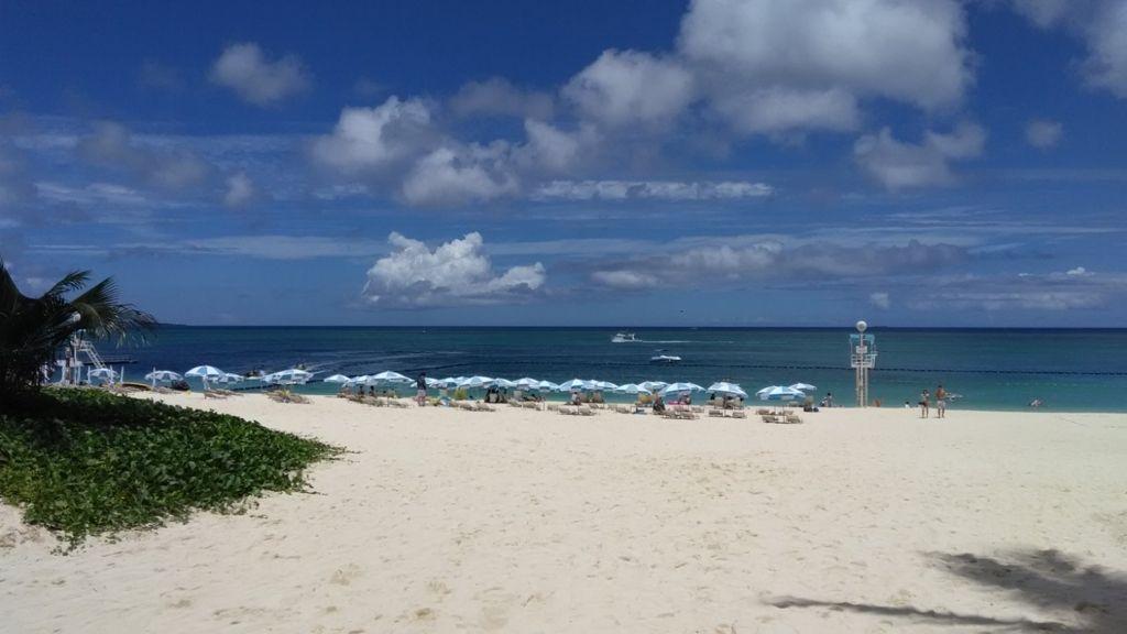 【沖縄ホテル】老舗の風格「ムーンビーチ」