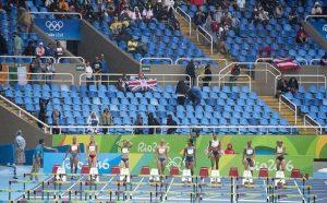 【ポケモンGO 攻略】オリンピックそっちのけ?空席が目立つ理由はポケGO?【リオ五輪】