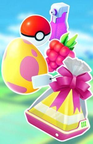 【ポケモンGO】イベント仕様のギフトがドルトムントから送られてきたぞ!