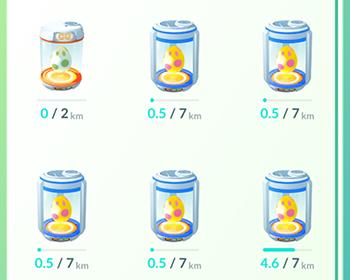 【ポケモンGO】7kmタマゴ割りまくってるガチ勢って毎日どれくらい距離移動してんの