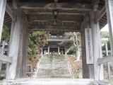 泉福寺山門