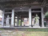 泉福寺仁王像