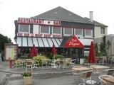 モンサンミシェルのレストラン