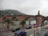 ハイデルベルグの石橋