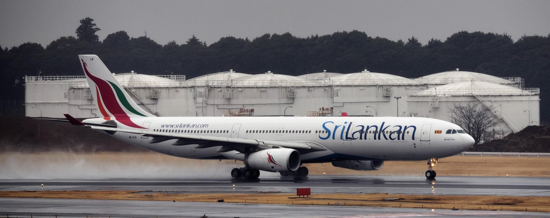430 成田空港 その2(スリランカ航空のA330-300とヴェイパー) : 旅客機 ...