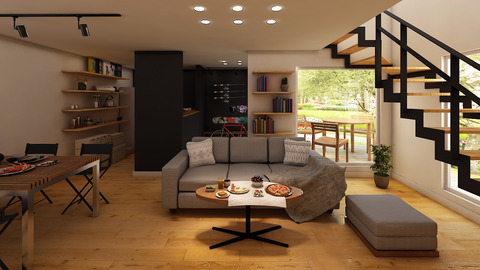 Residence Unit_ Render 5_ 03132018
