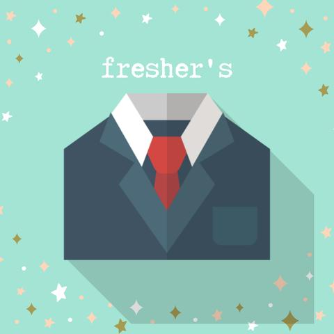 fresher's