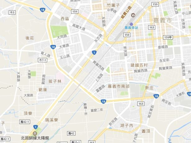 Standing at the borders:北回帰...