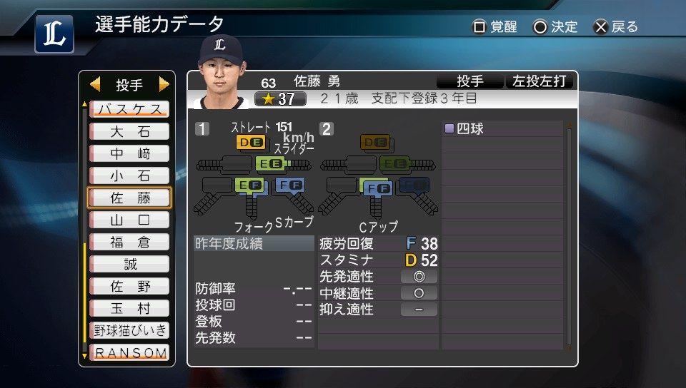 佐藤勇 (野球)の画像 p1_37