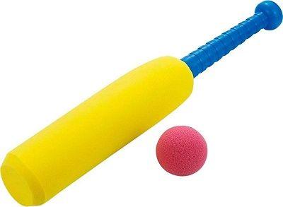 ボールを投げて棒で叩いて飛ばす競技があったら面白そうやな
