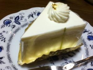 クローバーチーズケーキ