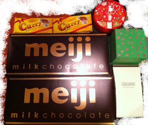 チョコ祭★