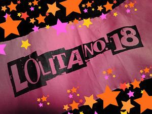 ロリータ18号★
