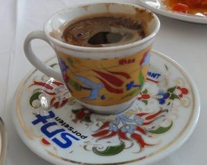 Tトルココーヒー