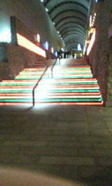 光の階段♪