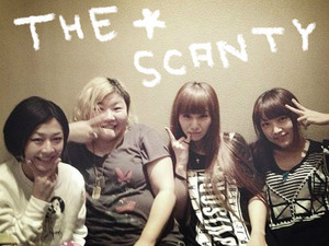 THE★SCANTY