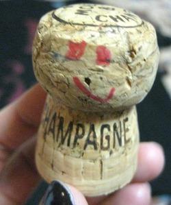 シャンパン妖精