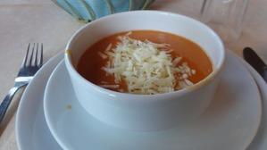 Tトマトスープ