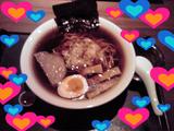 虎ダレ醤油ラーメン★