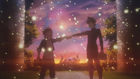 【ブラッククローバー】2話みんなの感想まとめ アスタとユノがライバルになった過去回想