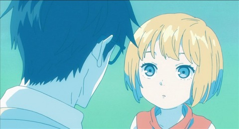 小さいころにニーノにプロポーズしたロッタ