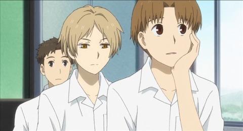 【夏目友人帳 陸】6話みんなの感想まとめ AパートBパートに分けて西村、北本と仲良くなる話