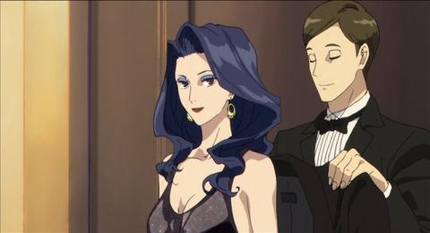 【ACCA13区監察課】 3話みんなの感想まとめ モーヴ本部長のドレスがセクシー!ロッタちゃんもかわいいね。