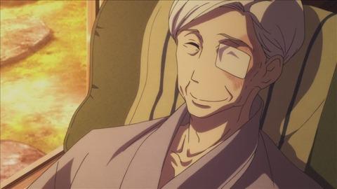 微笑みをこぼす八雲