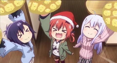 【ガヴリールドロップアウト】9話みんなの感想まとめ クリスマスでイベント好きのヴィーネがテンション高い
