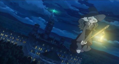 【リトルウィッチアカデミア】19話みんなの感想まとめ 当主になるためダイアナがルーナノヴァを去る!?